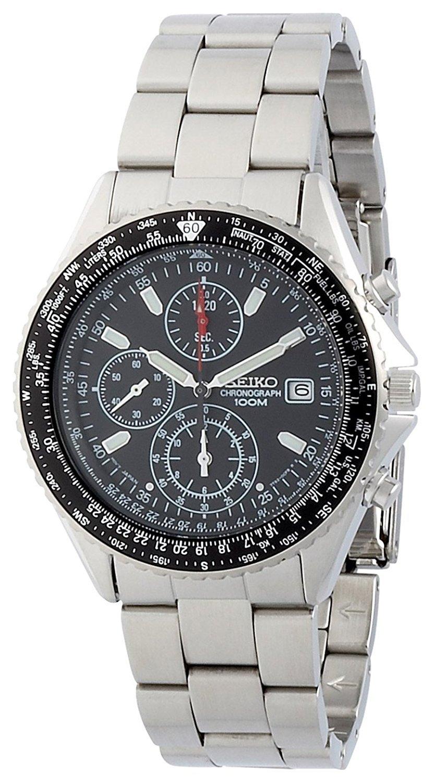Seiko Men's Watches Chronograph SND253P1 - 4