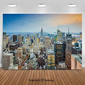 Amazon.com : 9x6Ft Vinyl American Backdrop for Photography