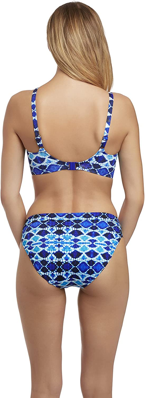 Fantasie Womens Tuscany Underwire Lightly Padded Balcony Bikini Top