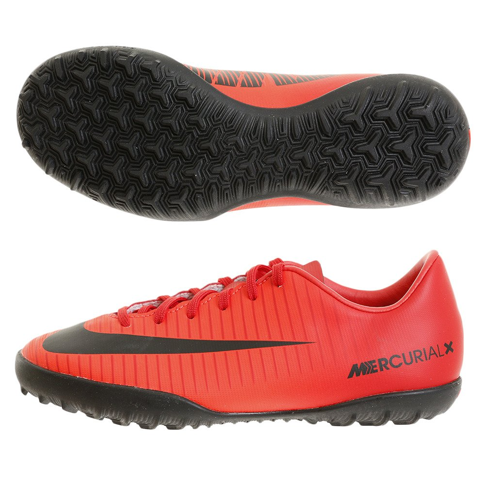 831949-616 Nike Jr. MercurialX Vapor XI (TF) Turf Fussballschuh Kinder [GR 32 US 1Y]