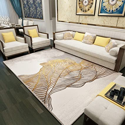 Amazon.com: Area Rugs Modern Minimalist Living Room Carpet ...