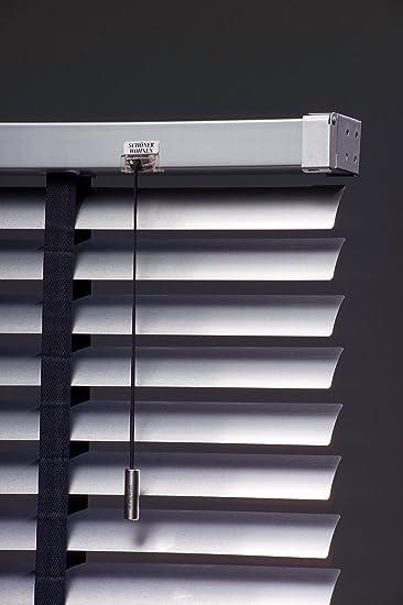 Schöner Wohnen Jalousie Seoul grau (80x180cm): Amazon.de: Küche ...
