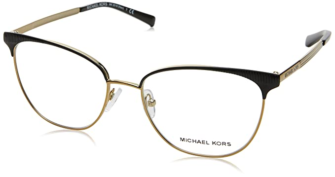 cbaa4ce3a6 Image Unavailable. Image not available for. Color  Michael Kors NAO MK3018 Eyeglass  Frames ...