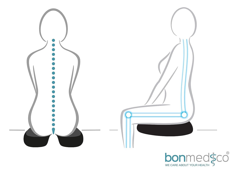 Orthopädisches Sitzkissen Bandscheibenvorfall