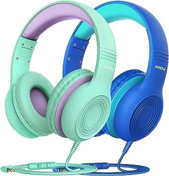 Mpow CH6 - Auriculares para niño, función Compartir, música ...