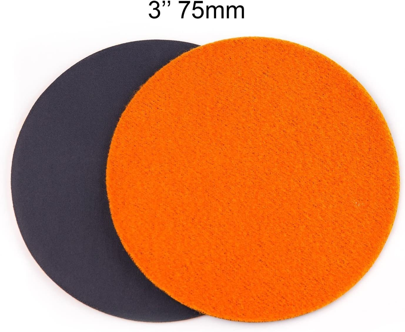 GP13301 GP-PRO20 ULTRA-FINE Grade Sanding Disc for Glass Silicon Carbide Abrasive Disc//Diameter 3 inch//Pack of 50 Discs