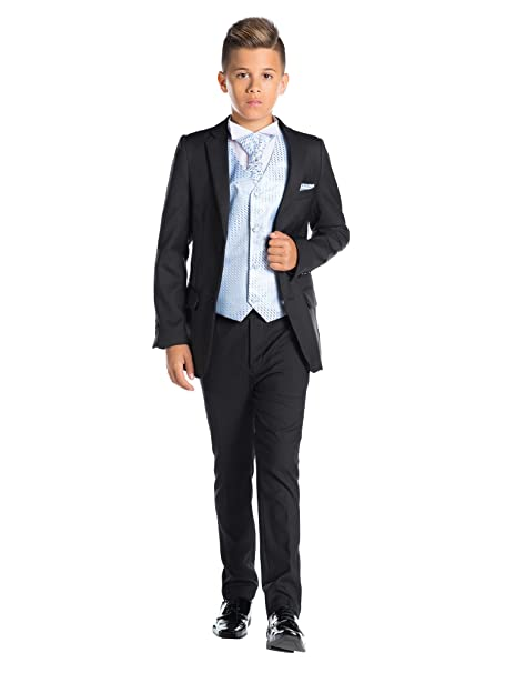 Paisley of London, Negro para Chicos Suit, Disfraz para niño de ...