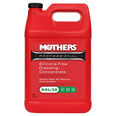 Mothers 88638 Professional Silicone-Free Dressing Concentrate- 1 Gallon: Automotive