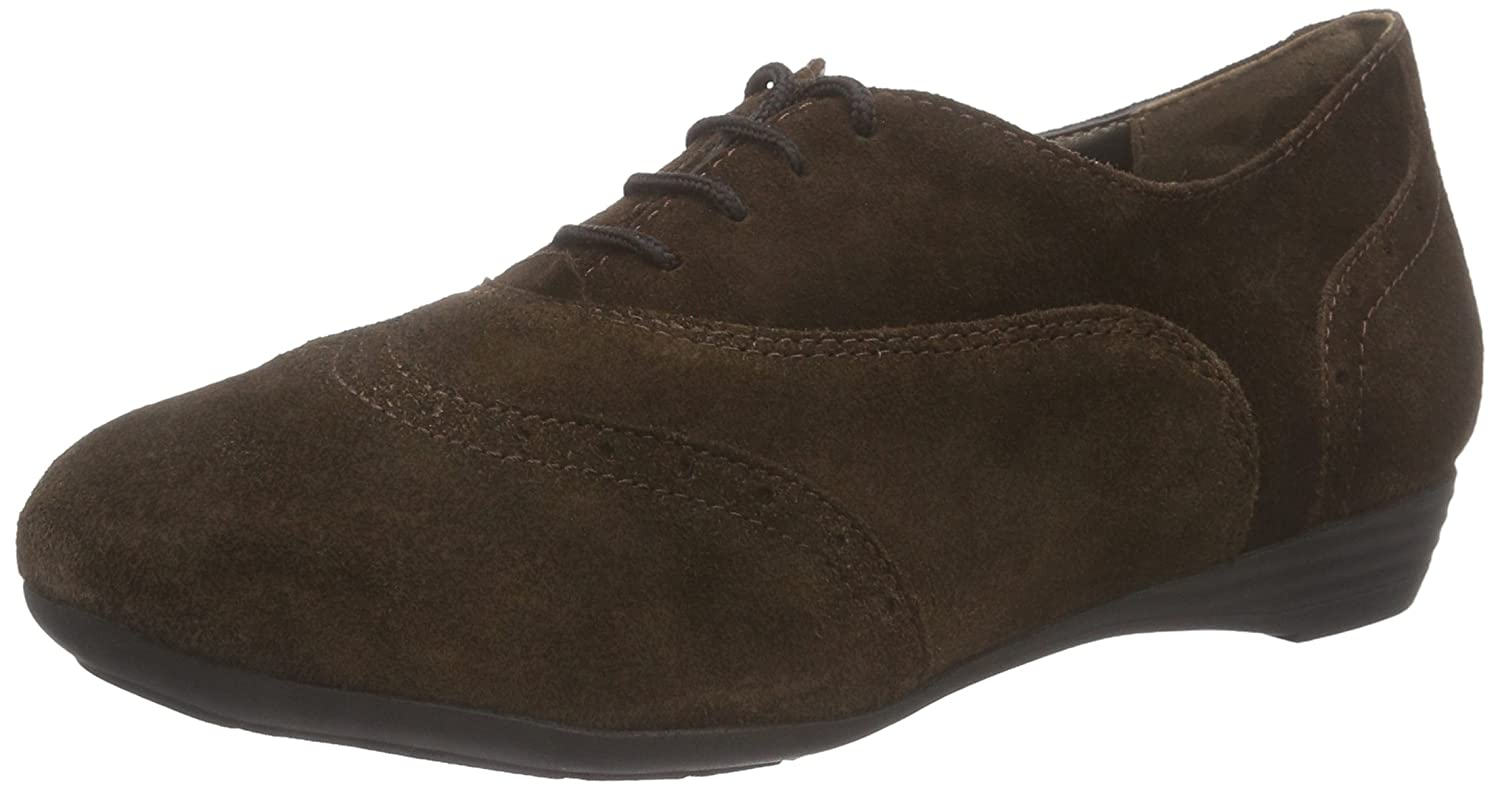 Scholl Mayma Brown, Brown, Chaussures Oxford Femme Marron Chaussures - Scholl Marron 3bc0e8c - reprogrammed.space