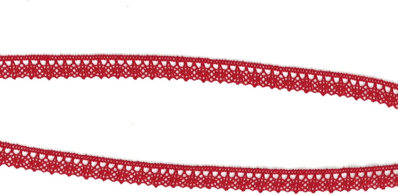 Puntilla bolillo - color Rojo: Amazon.es: Hogar