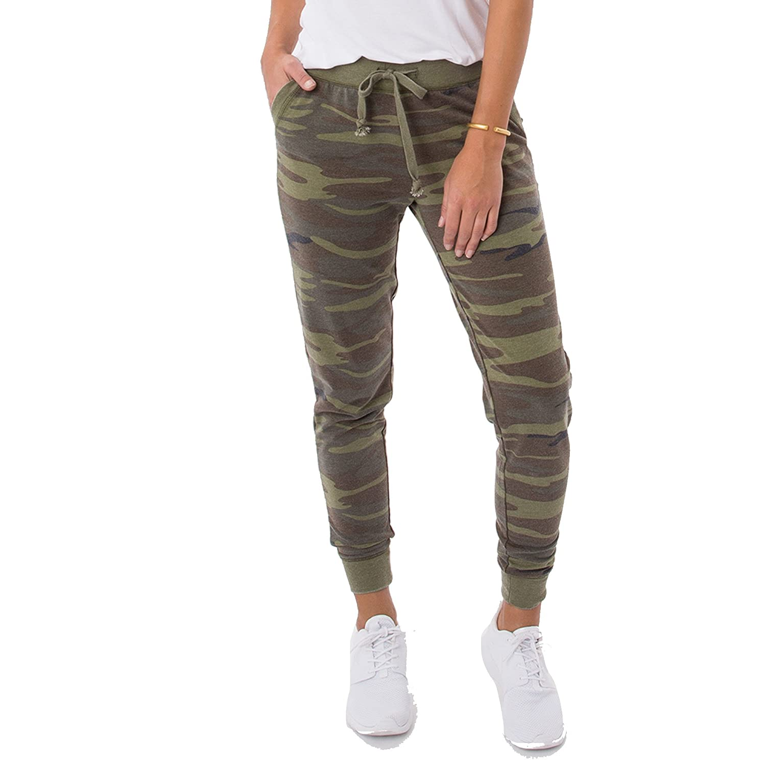 Z Supply Women's Women's The Camo Pant Jogger by Z Supply