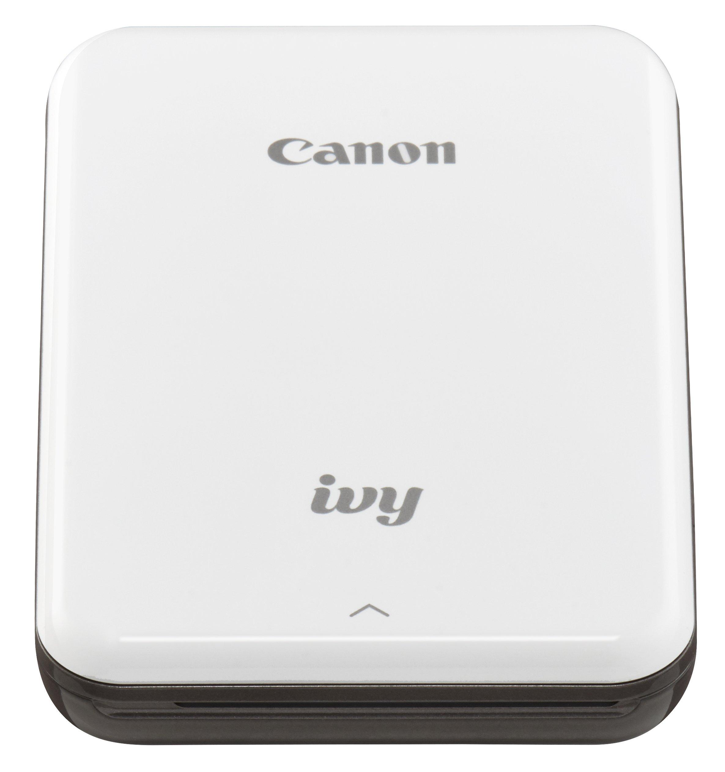 Canon IVY Mobile Mini Photo Printer through Bluetooth(R), Slate Gray by Canon (Image #9)