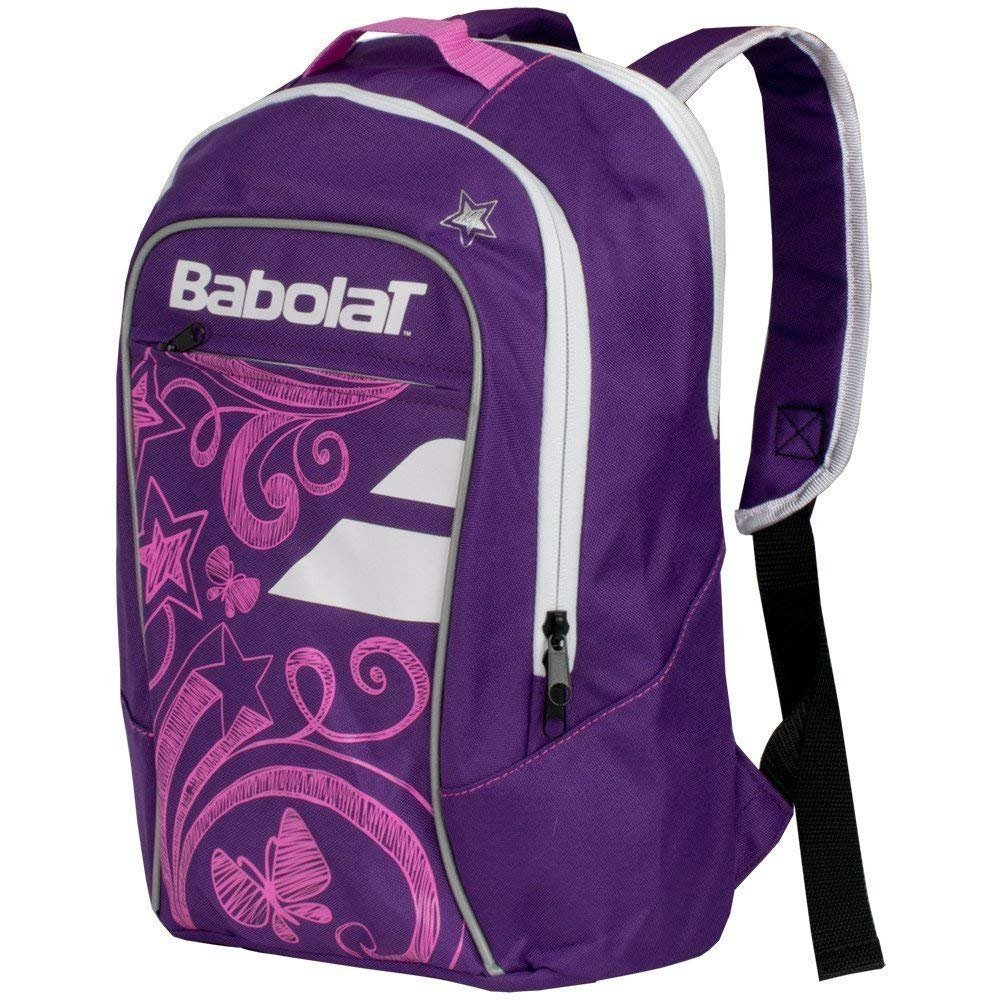 Babolat B'Fly 21'' Inch Child's Tennis Racquet/Racket Kit or Set Bundled with a Purple Junior Tennis Backpack (Best Back to School Gift for Boys and Girls) by Babolat (Image #6)