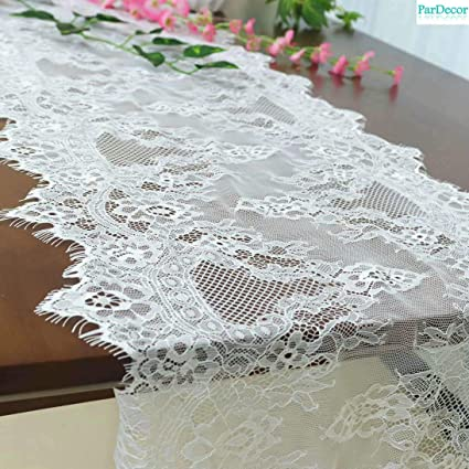 Amazon Com Lace Table Runner Lace Table Runner For Wedding
