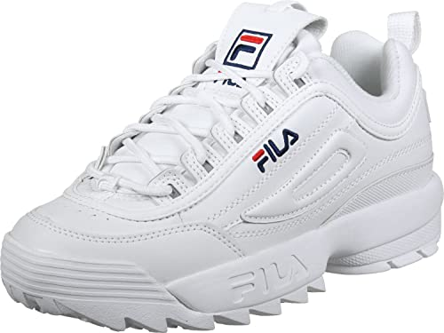 Fila Heritage Disruptor Low W chaussures white: