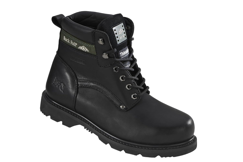 Steinschlägen rf59101bk Quarz 15 Sicherheit Stiefel – Schwarz Schwarz Schwarz f73d8e