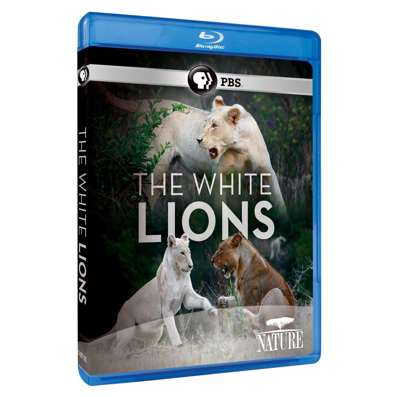 Blu-ray : The White Lions (Blu-ray)