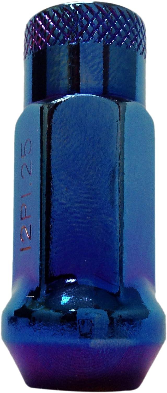 MUTEKI 32906U Max 61% OFF Max 51% OFF SR48 Series Blue 12mm End x Size Open Thread 1.5
