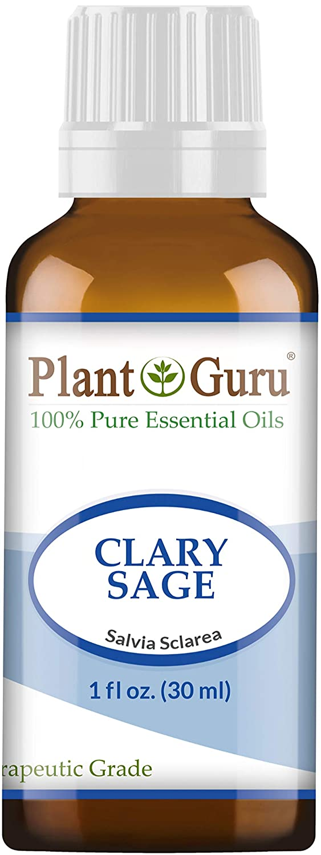 宅配便配送 Clary Sage Essential Oil. Plant 30 30 ml. (1 oz.) by 100% Pure, Undiluted, Therapeutic Grade. by Plant Guru B00FVXCV2Q, ヨーロッパ雑貨バッグ キャロン国:1d51ba63 --- trainersnit-com.access.secure-ssl-servers.info