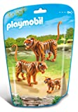 Playmobil 6645 - Famiglia di Tigri, 3 Pezzi