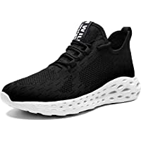 Mevlzz Mens Running Shoes Trail Fashion Sneakers Lightweight Tennis Sport Casual Walking Athletic for Men Basketball…