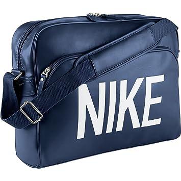 9a94ddedee Nike Heritage AD Track Bag Sac à bandoulière de Sport pour Homme Taille  Unique, Azul