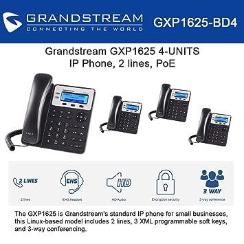 Grandstream GXP1625 IP Phone Driver