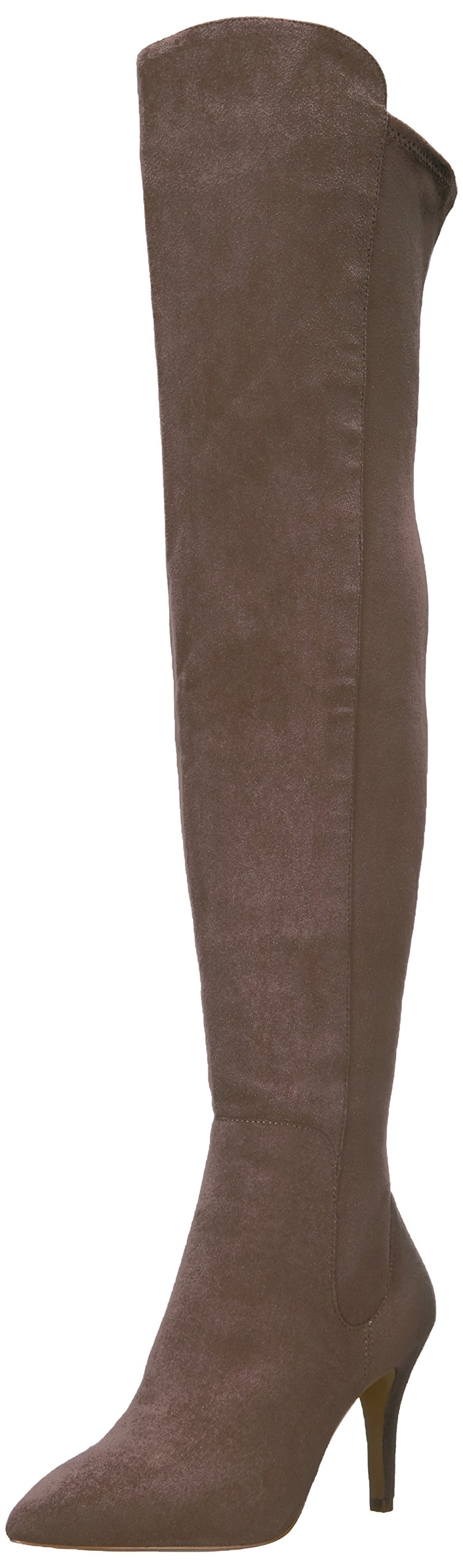 Style by Charles David Women's Vince Fashion Boot, Taupe, 7 Medium US