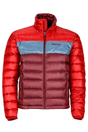 10efa67091c4d Image Unavailable. Image not available for. Color: Marmot Ares Jacket for  Men, 71260 (Port/Team Red ...