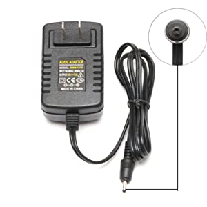 18W 12V AC Adapter Wall Charger Home Power for Acer Aspire Switch SW5-012 SW5-015 SW5-011; Acer Iconia A100 A200 A210 A500 A501 W3 W3-810 Ak.018ap.040 Ak.018ap.027 ADP-18TB Lc.adt0a.024