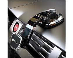 BESTRIX Magnetic Phone Car Mount Magnetic Car Cell Phone Holder Magnet Car Phone Holder Compatible iPhone 12 11 Pro Max/XS/XR