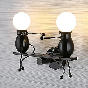 Stijlvolle Moderne Creatieve LED Wandlampe Bett Licht Slaapkamer ...