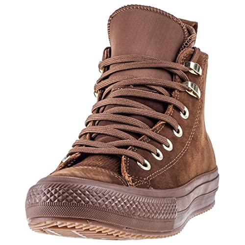Hi Chuck All Boot Womens Taylor Waterproof Star Nubuck Converse 4nfq7xw