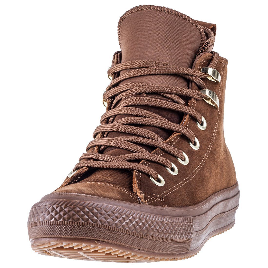 Converse CTAS Waterproof Boot Hi Womens Ankle Boots Brown - 7 UK