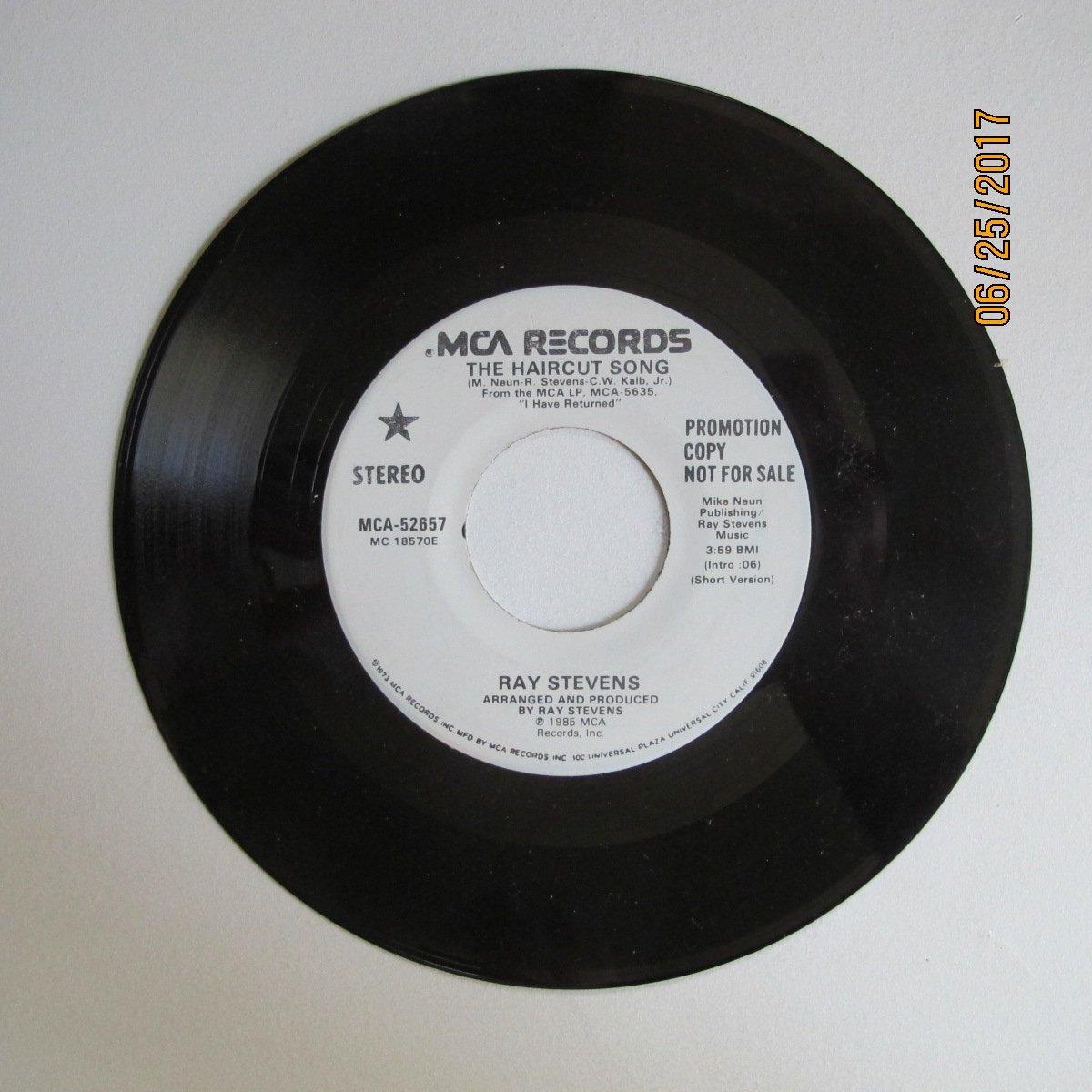 Ray Stevens The Haircut Song Promo 457 Amazon Music