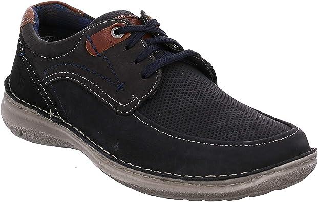 Josef Seibel Anvers 75, Zapatos de Cordones Derby para Hombre
