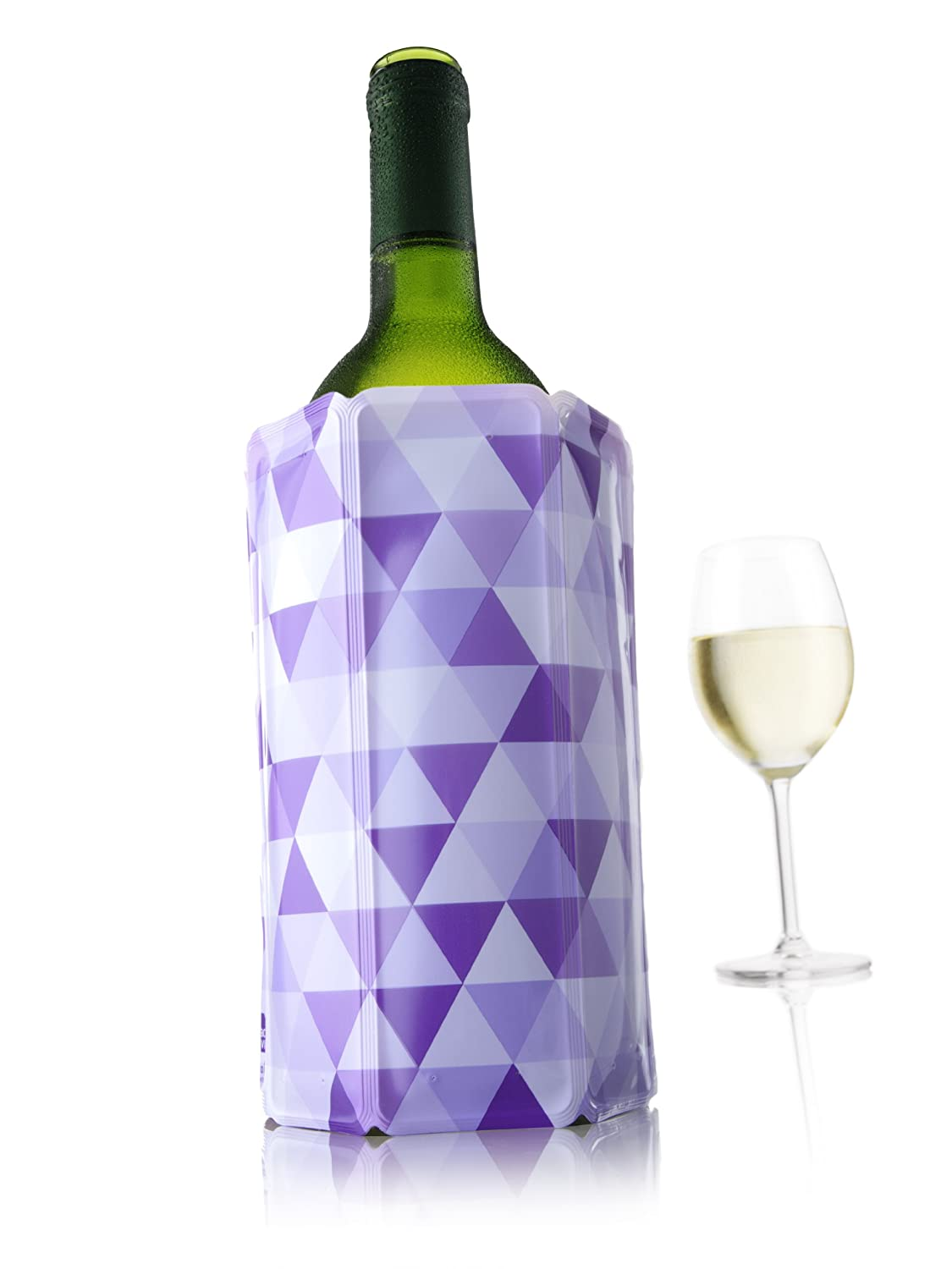 Vacu Vin Rapid Ice Wine Cooler - Diamond Purple 38818606