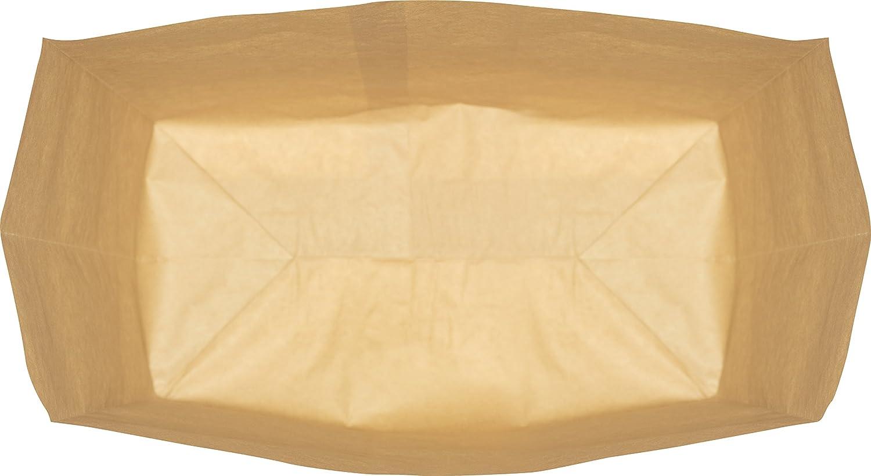 Bolsa de papel Alina para residuos o para comida, biodegradable y ...