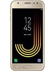 Samsung Galaxy J3 2017 Smartphone débloqué 4G (Ecran : 5 pouces - 16 Go - Nano-SIM - Android) Or