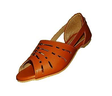 64044ea19 Womens Artificial Leather Designer Ballet Flats