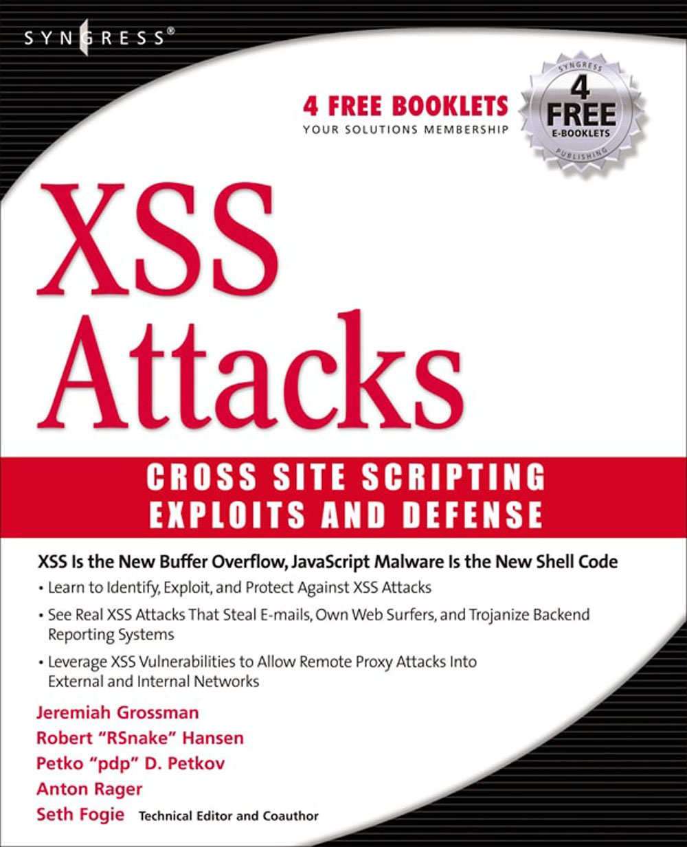 XSS Attacks CROSS SITE SCRIPTING EXPLOITS AND DEFENSE  English Edition