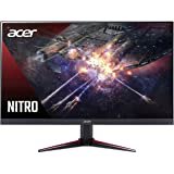 Acer Nitro VG240Y Pbiip 23.8 Inches Full HD (1920 x 1080) IPS Gaming Monitor with AMD Radeon FREESYNC Technology, Zero…