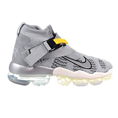 competitive price f4ac0 5e599 Nike Vapormax Premier Flyknit Men's Shoes Wolf Grey/Metallic Sliver  ao3241-001 (8