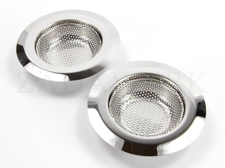 grueso 2 piezas /Ø 11 cm fregadero ZADAWERK Kitchen/® Filtro de desag/üe