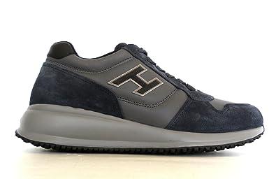 Hogan scarpe uomo interactive N20 H flock modello