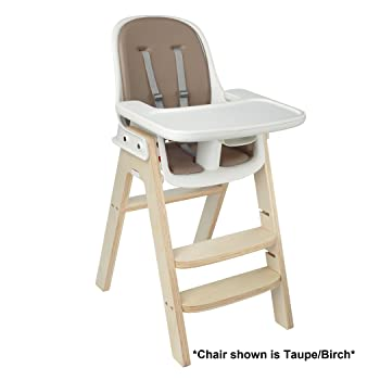 OXO Tot Sprout High Chair, TaupeWalnut
