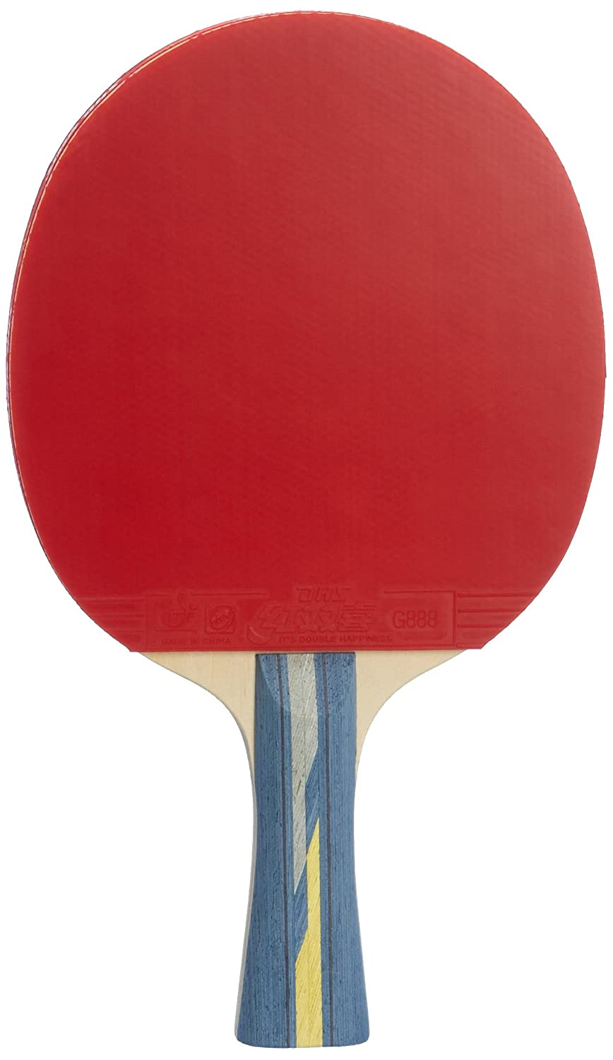 Amazon.com : DHS Professional Quick Attack X Series Carbon Table Tennis  Racket Shakehand : Ping Pong Paddle : Sports U0026 Outdoors