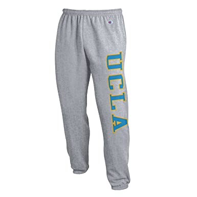 1356c611a263 Ucla Men`s Sweat Pants Made By Champion at Amazon Men s Clothing store  Athletic  Sweatpants