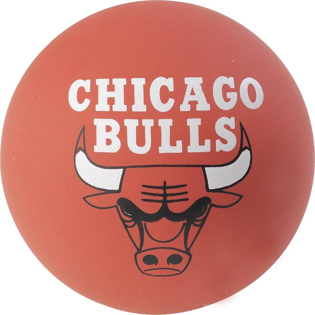 Minibalones de basket-ball Nba Spaldeens Bulls Taille unique - Rouge 24 pi/èces 51-179Z Vpe Spalding NBA