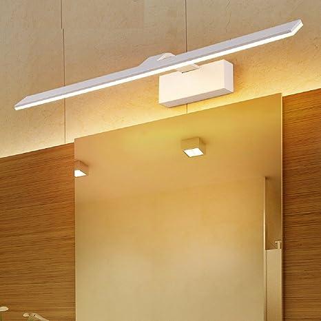 SADASD Lámparas para el espejo del cuarto de baño Unión LED ...